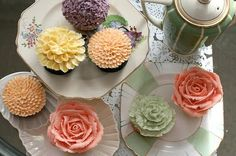 I love these cupcakes!