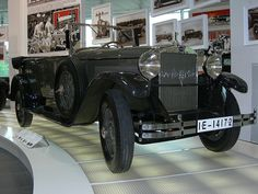 Audi type R – 1928