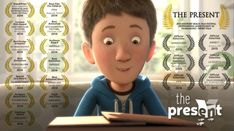 LOVE this short film!  A boy is given a gift which changes how he feels about the world around him. Watch this delightful short film with your children and try some of our suggested teaching ideas and classroom activities.
