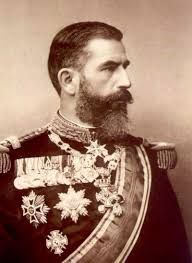 Victorian Bearded Man King Carol I of Romania Regele Charles Edwardian Male Beard Royal Portrait Historic 1885 Photography Photo Print - Best Picture For Accessories sunglasses For Your Taste You are looking for something, and it is g - Romanian Royal Family, Handsome Bearded Men, Bearded Guys, Beard No Mustache, Kaiser, Man Photo, Beard Styles, Vintage Pictures, Vintage Photographs
