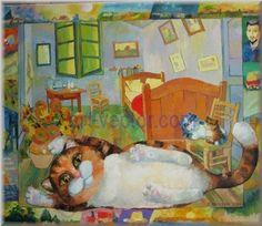 los gatos de van gouth