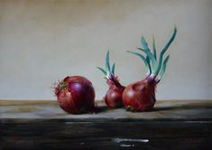 © Paul S. Brown, Onion Series Red