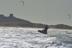 Los Caños de Meca - Kitesurf  #Beach #Cádiz   www.restaurantecastillejos.es