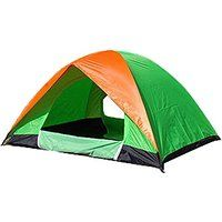 Today's Deals Generic Family Waterproof 2 Person Tent Green sale