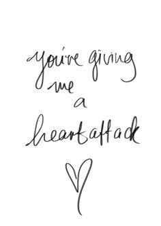"""""""Heart Attack""""- Demi Lovato"""