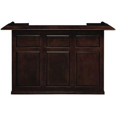 RAM Game Room Bar Furniture Cabinet DBAR72
