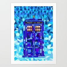 Special for Tardis doctor who Whovians fans,<br/> <br/> van gogh, starry night, autumn...