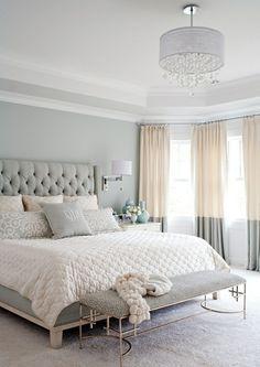 Pastell Schlafzimmer Farben - 20 Ideen für Farbgestaltung