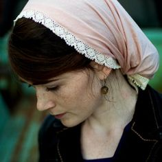 Pagan Spoonie: Pagan Headcovering - interesting, can't wait to read more about this.
