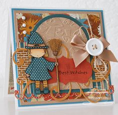 card by Inge - MFT site (love this!)