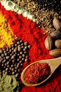 **Penzey's spices and herbs. The best! Homemade Spice Blends, Homemade Spices, Spice Mixes, Spice Image, Indian Food Recipes, Healthy Recipes, Pot Pourri, Curry, Indian Kitchen