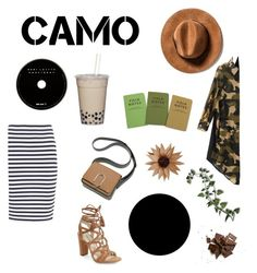 """Cafe Camo"" by savannah-jo-emile on Polyvore featuring A.L.C., BCBGeneration, modestishottest, camostyle, modesttrendsetter and cute"