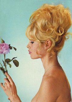 Brigitte Bardot - très belle femme