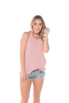 Yes, you will want to wear this tank every single day. Wear it with anything from a denim jacket, to white skinnies, to leggings for a lazy day. It's a necessit