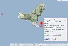 Volcanoes Today, 5 Jan 2014: Sinabung, Santa María / Santiaguito, Pacaya, Fuego, Dukono, El Hierro