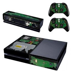 Electronics Accessory xbox one skin for console and controllers