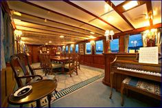 Sequoia Presidential Yacht