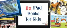 14 New iPad Books for Kids – Imagination Soup Fun Learning and Play Activities for Kids