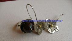 earings & ring www.anastasia-iordanaki.blogspot.gr