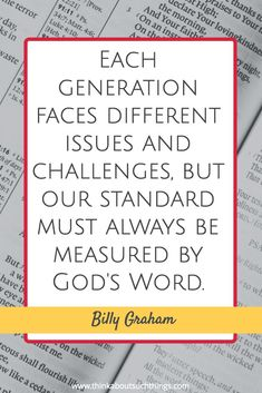 Discover great Billy Graham Quotes on the Bible and more! Faith Quotes, Bible Quotes, Bible Verses, Fearless Quotes, Peace Quotes, Spiritual Quotes, Wisdom Quotes, Quotes Quotes, Billy Graham Quotes