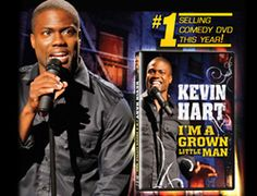 Kevin Hart: this is one of my favorites...Grow Lil man is Hilarious