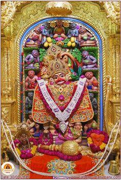 Hanuman Hd Wallpaper, Lord Krishna Wallpapers, Shri Hanuman, Lord Krishna Images, Hindu Art, Indian Gods, Fair Grounds, Painting, Jay