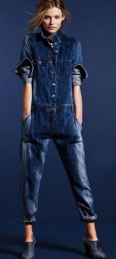 Jeans em alta