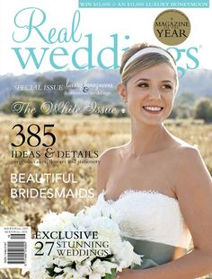 Real Weddings - Issue 16