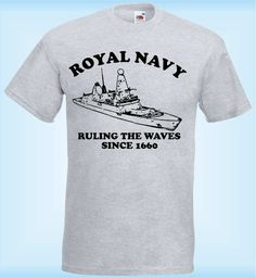 Royal Navy Type45 Ruling the Wave since 1660