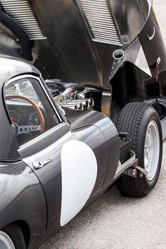 Jaguar E-Type Lightweight - First Drive
