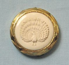Beautiful Vintage Compact on Etsy