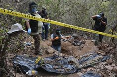 Nobody, Especially The Government, Knows How Many Mass Graves Have Been Found In Mexico - BuzzFeed News