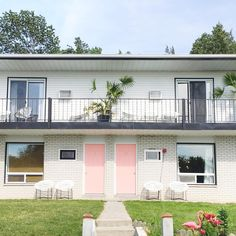 The June Motel // Prince Edward County Prince Edward, Motel, June, Places, Outdoor Decor, Instagram Posts, Home Decor, Decoration Home, Room Decor