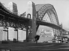The Sydney Harbour Bridge is still recognised as one of Australia's most iconic landmarks