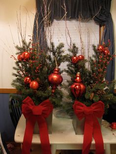 Michelle Rollins :: Inspiration: My Outdoor Christmas Cheer