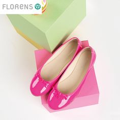 #Vernice #ballerinas #shoes #models #strongpink #extremepink #florens