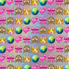 #emoji #wallpaper Pinterest: Princess Kiara