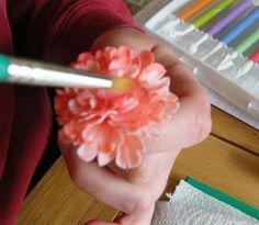 Gum paste Carnation tutorial
