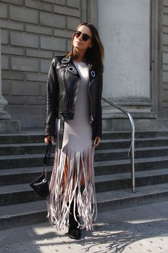 Fringing - Sin by Mannei Ford, Chanel