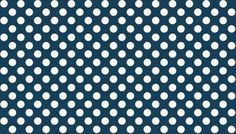 MAKOWER SPOTS 1572/B8 BLUE