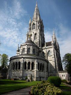 Saint Finbarre's Cathedral, Cork, Ireland