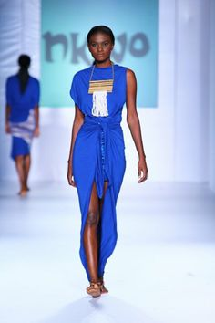 362163cf5315 For Nkwo s presentation at the just concluded 2012 MTN Lagos Fashion   Design  Week
