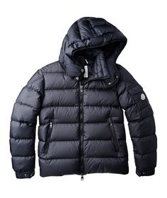 Moncler | Quilted Down Jacket | Coats | Harry Rosen