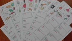 Esta actividad es ideal para alumnos que aprenden la lectura silábica. El color de las sílabas ayuda al alumno a separarlas para poder leerlas de