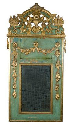 18th Century Italian Pier Mirror