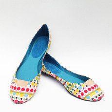 Cora Cream - Baille Shoes