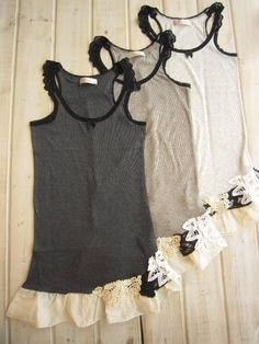 lacey tanks