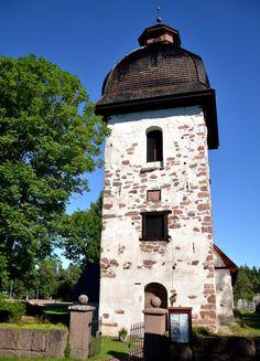 Church in Vårdö, Åland Finland Grave Monuments, Graveyards, Baltic Sea, Archipelago, Beautiful Islands, Lighthouses, Towers, West Coast, Finland