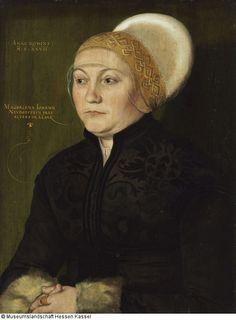 History of fashion (Barthel Beham - Magdalena Neudorffer)