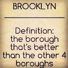 Love Brooklyn, NY